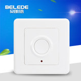 Belaunde delay switch panel touch switch with LED light energy saving lamp wire touch delay switch