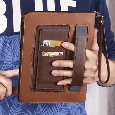 真皮全包蘋果6新ipad5 air2保護套mini4超薄皮套平板電腦3迷你1殼正品折扣