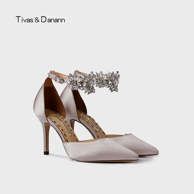 新娘鞋凉鞋
