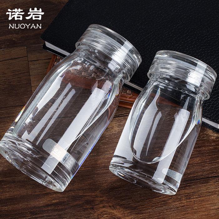 耐高温玻璃杯 防漏