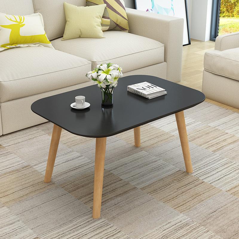 北欧小茶几简约客厅桌子迷你简易茶几小户型时尚椭圆形边几创意
