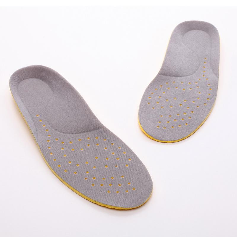 牧の足运动鞋垫女男士夏季柔软舒适减震篮球跑步透气吸汗防臭鞋垫