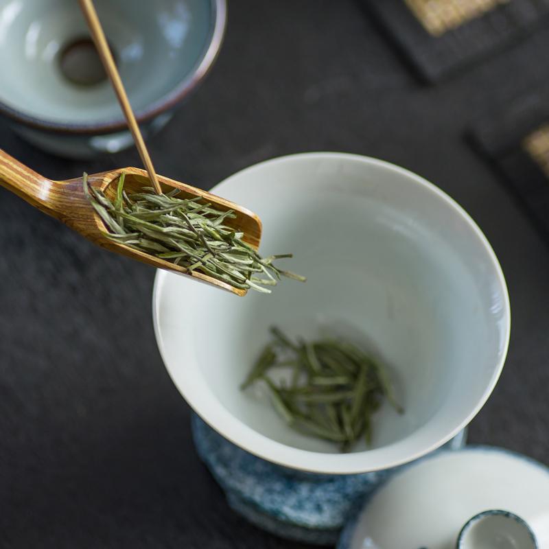 罐装茶叶 250g 窨浓香茉莉银针 10 新茶 2017 茉莉花茶