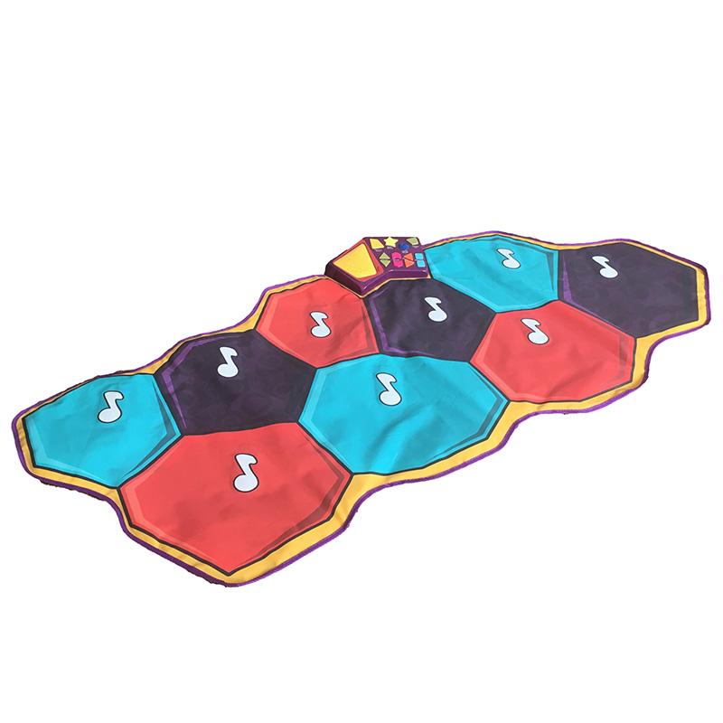 【现货】美国B.Toys宝宝音乐跳舞毯 儿童游戏毯 室内运动亲子玩具