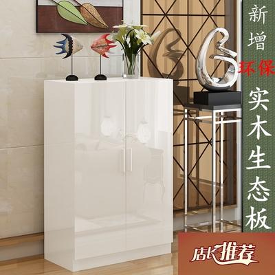 现代白色衣柜使用感受
