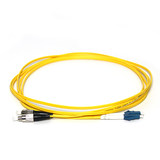 Th help 3 meters FC-LC single mode fiber optic patch cord fc-lc pigtail 5/10/15m jumper network fiber optic cable