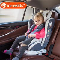 360 degree rotating car child safety seat car with 0-4-7-12 years old baby basket baby can sit and lie
