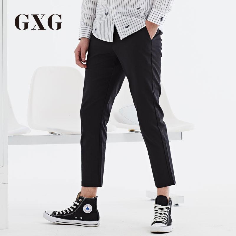 gxg休闲裤韩版
