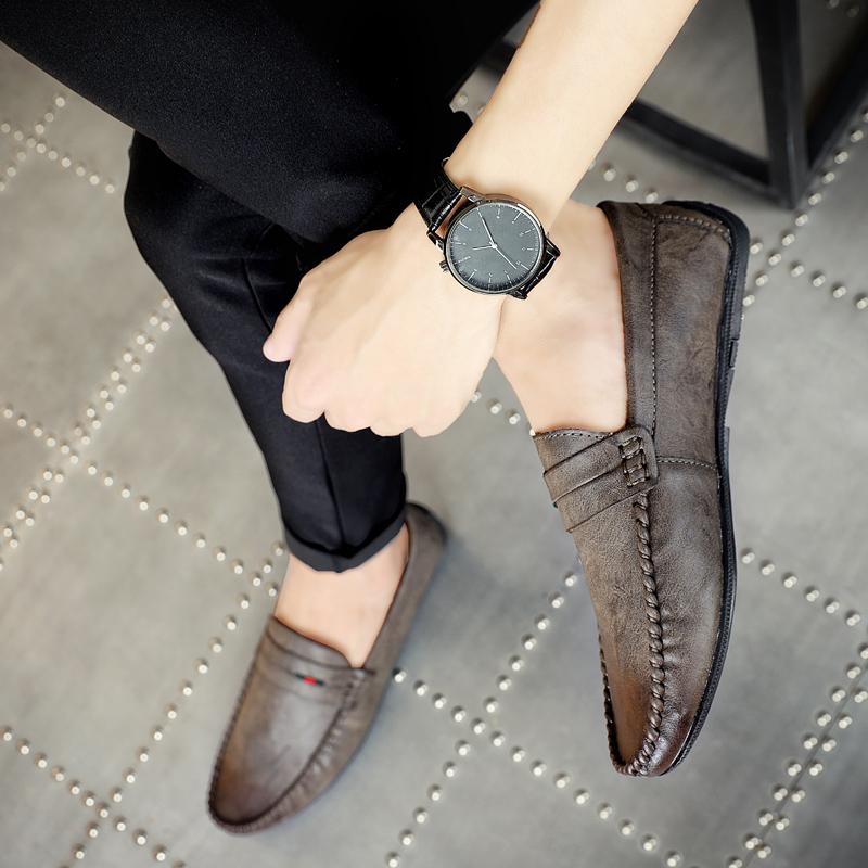 个性冬季男鞋