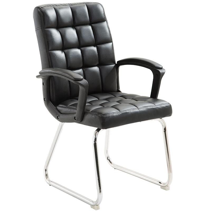 利迈办公椅家用电脑椅职员椅会议椅学生宿舍座椅现代简约靠背椅子
