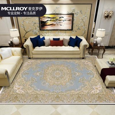麦克罗伊进口土耳其波斯美式欧式客厅茶几毯卧室别墅床边法式地毯