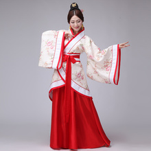 New Chinese dress, women's wear, Han costume, ancient costume, Han costume, national costume, female costume, costumes, costumes.