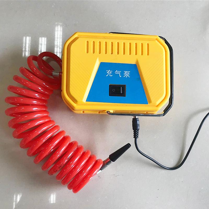 快捷充气泵 气柱袋气柱卷快捷方便电动打气泵 打气筒 充气筒 包邮