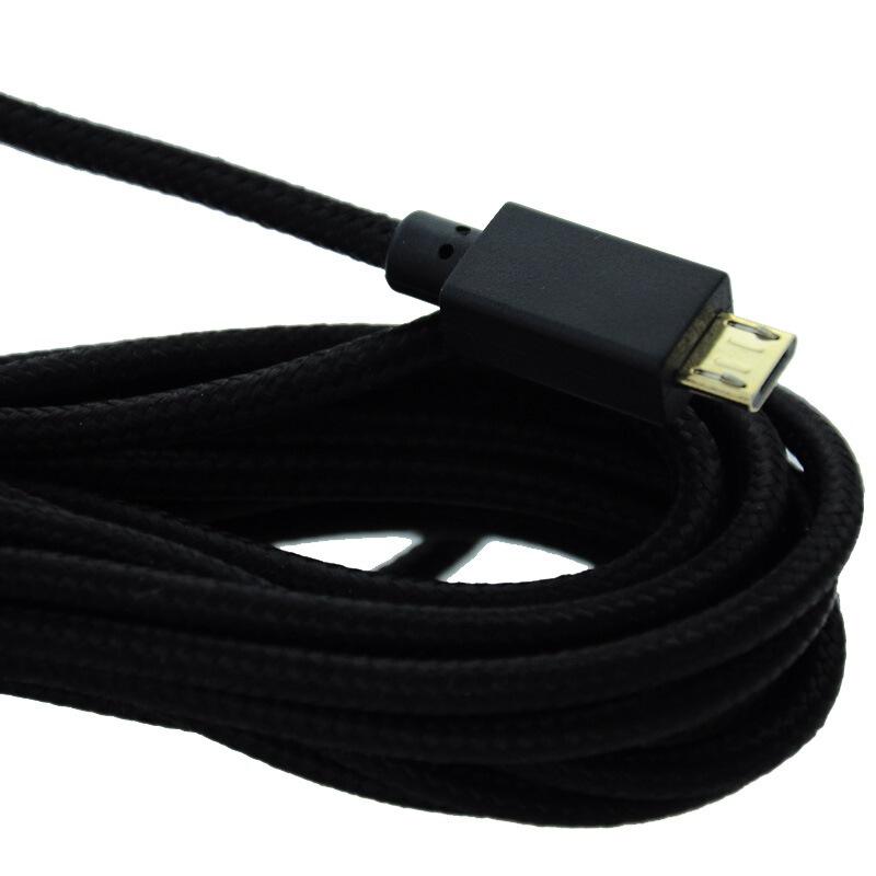 闪狐原装 XBOXONE S PS4 PRO X游戏手柄充电线 加长USB数据连接线
