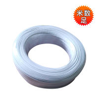 Indoor telephone line, extension cable, telephone line, two cores, 100 meters, 0.4 lines