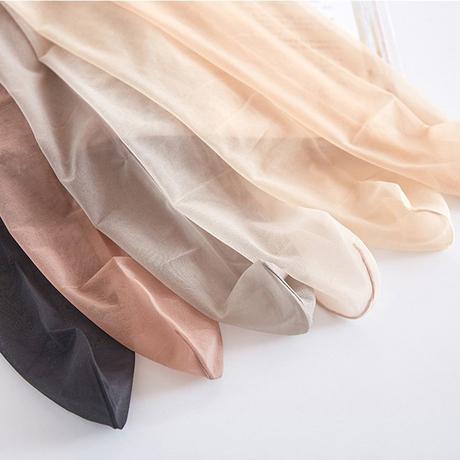 丝袜女夏季超薄肉色薄防勾丝防掉档连裤袜性感黑丝菠萝袜光腿神器