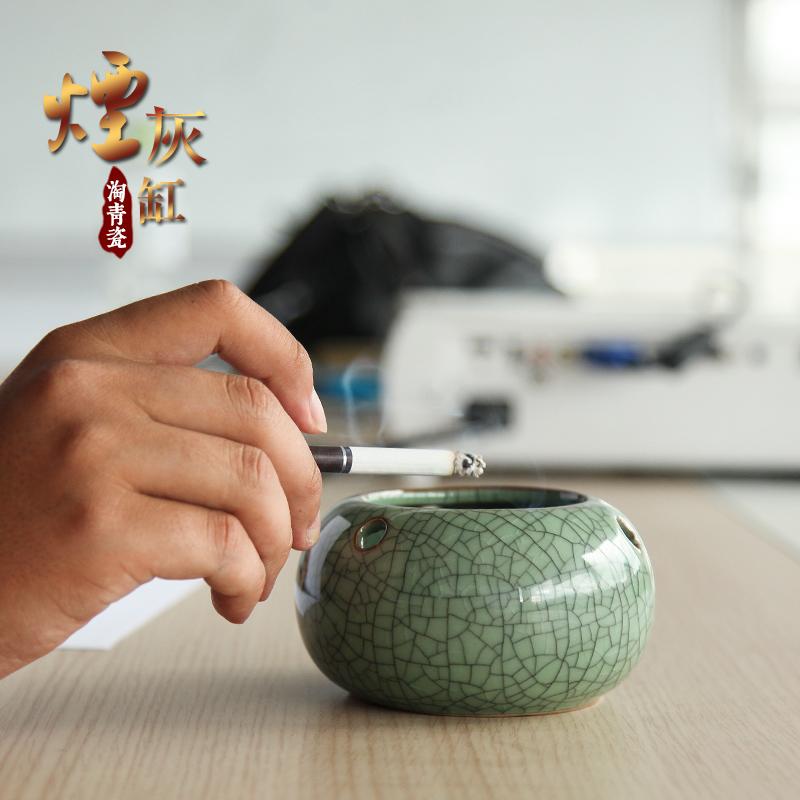 烟灰缸大号陶瓷