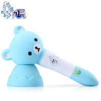 Belling infant child anti-fall early education machine English point reading pen genuine 0-3-6 years old story learning machine set