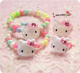 Kitty Cat Ring for Korean Girls
