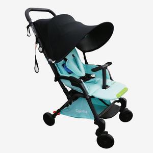 Quintus婴儿推车遮阳罩童车遮阳罩防紫外线遮阳棚遮光蓬