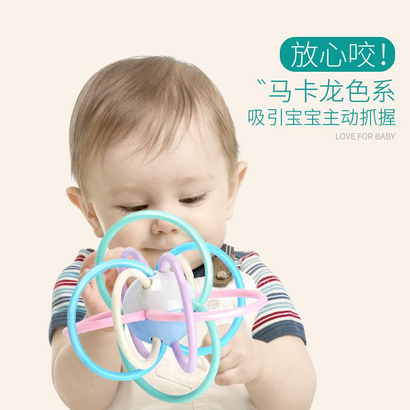 婴儿玩具不倒翁6-12个月女宝宝小孩早教益智音乐0-1岁不到翁儿童3