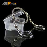 Wild survival equipment, wire saw wire, wire saw, stainless steel wire rope, outdoor universal wire saw