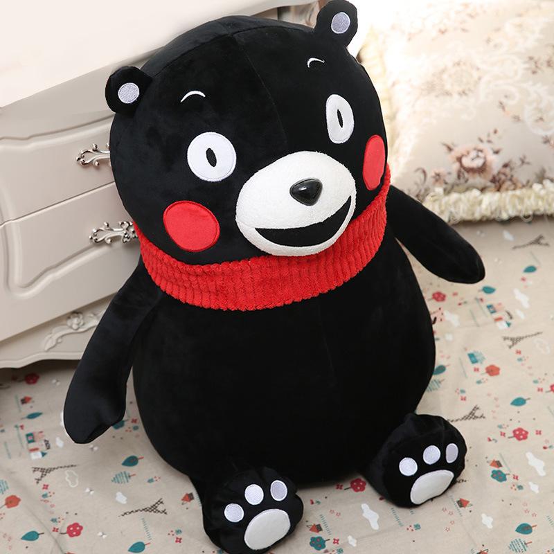 熊本熊公仔布娃娃女生