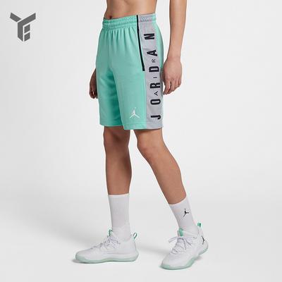 耐克篮球裤夏AJ乔丹短裤男子休闲运动裤透气快干五分裤924567-011
