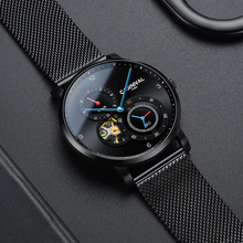 2019 New Carnival Men's Watches Men's Machinery Watches New Concept Waterproof Hollow-out Bottom Full Automatic Trend