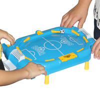 Table games children's soccer machine parent-child interactive catapult toy 3-6 years old double desktop puzzle battle table