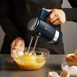 小熊打蛋器电动家用小熊自动打蛋机打奶油打发器烘焙和面搅拌手持图片