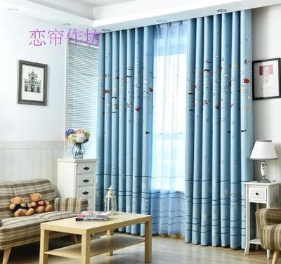 窗帘韩式款十大品牌