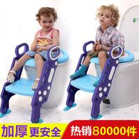 儿童坐便器男女宝宝马桶圈梯椅小孩坐垫圈婴幼儿座便1-3-6岁加大