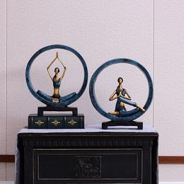 福美林瑜伽电视柜