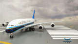 Phoenix 11535 China Southern Airlines A380 B-6137 1:400 alloy aircraft model