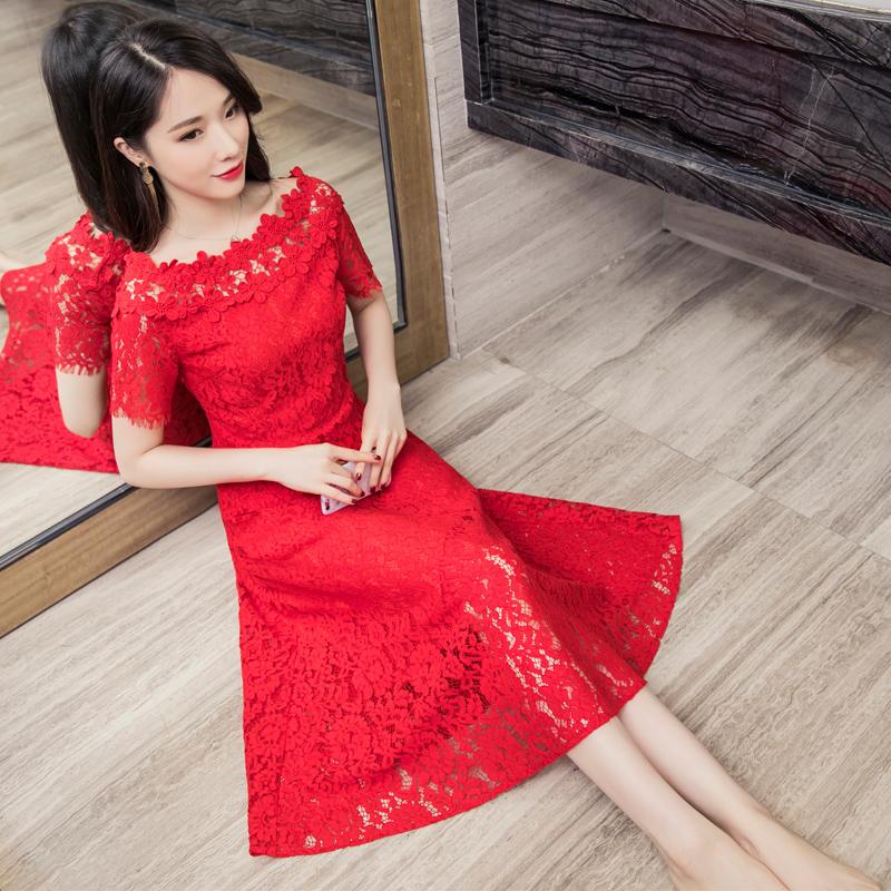 依雪坊YXF0607-1新娘礼服
