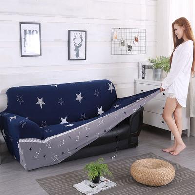 沙发套全包万能套欧式沙发罩全盖防滑简约现代组合沙发垫四季通用在哪买