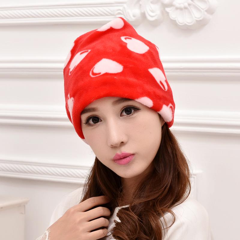 春秋季坐月子帽产妇产后用品秋季薄绒款透气保暖头巾春秋冬孕妇帽