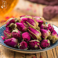 Rose longan red jujube 枸杞 eight treasure tea combination flower tea fruit tea woman five treasure combination tea