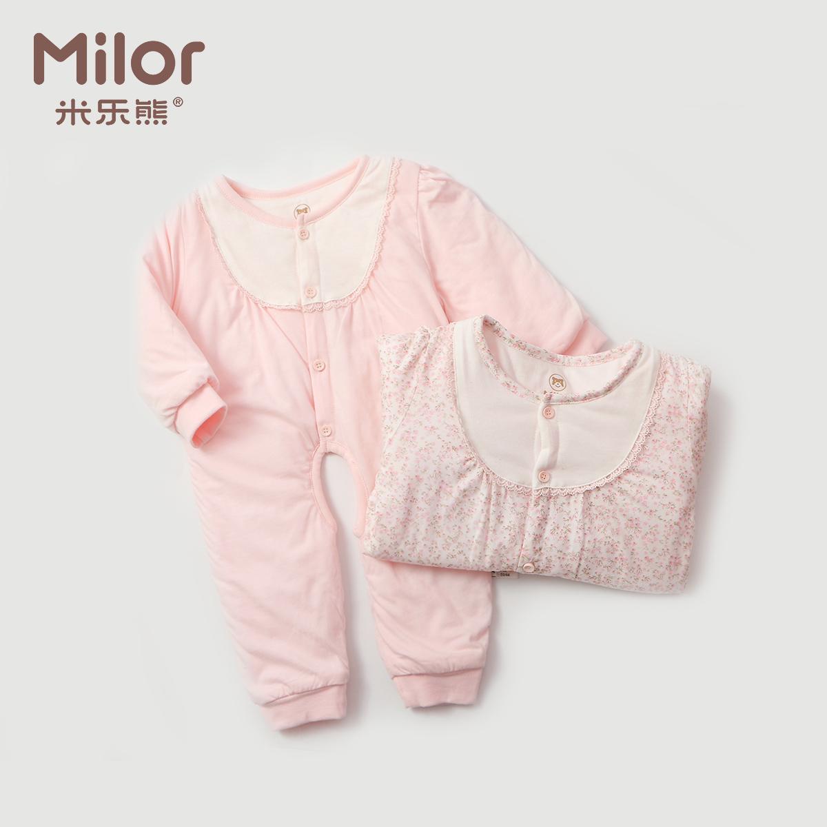 熊婴儿连体衣园档哈衣衣服W1D0158D