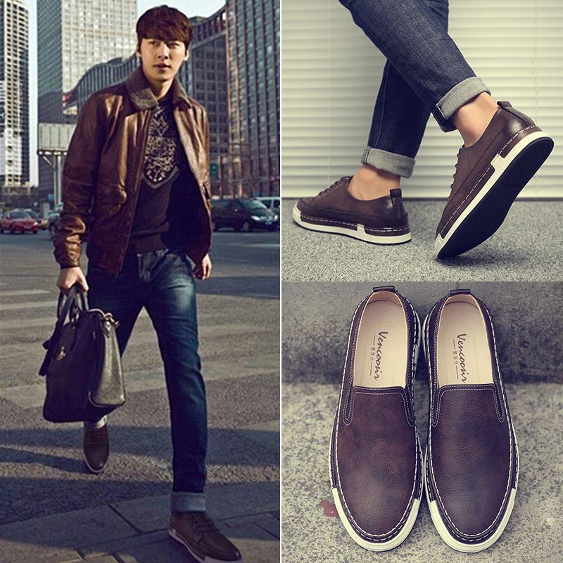 韓版樂福鞋