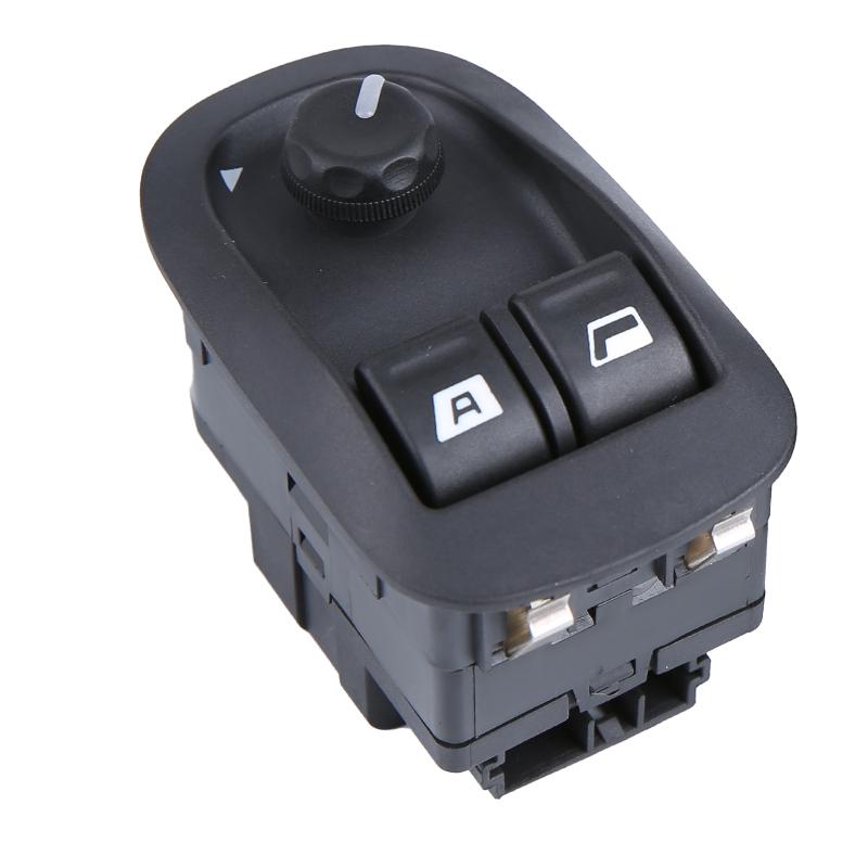 适配 标致206标志207电动车窗玻璃升降器开关 雪铁龙C2升降器按钮