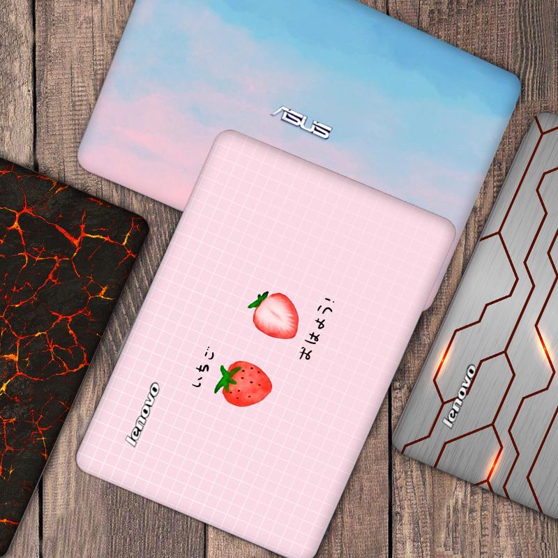 联想小新V4000 V3000 V2000 v300笔记本贴膜 i2000 i1000电脑贴纸