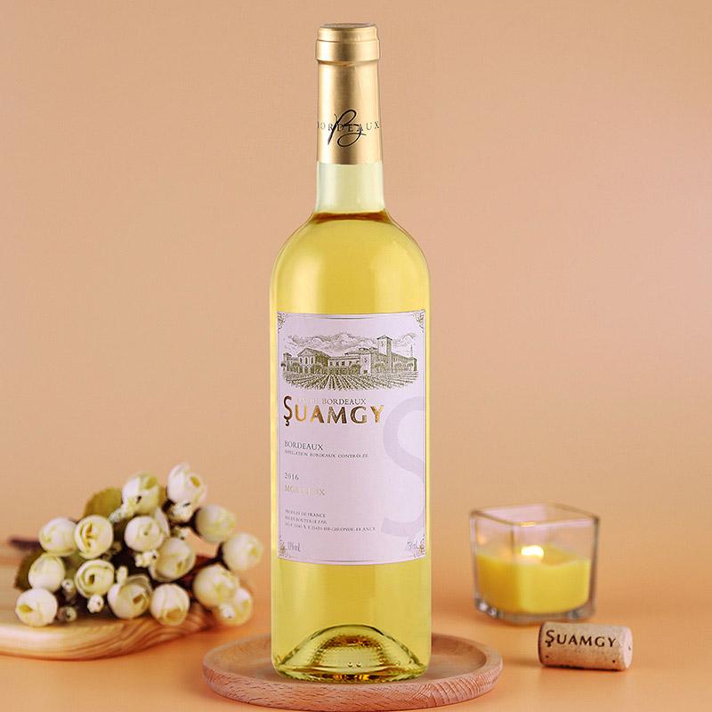 波尔多白葡萄酒