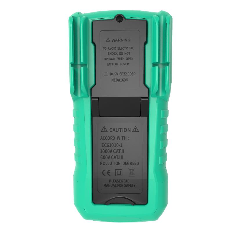 福仪FY890C+万用表数字高精度全过载保护智能防烧数显电容万能表