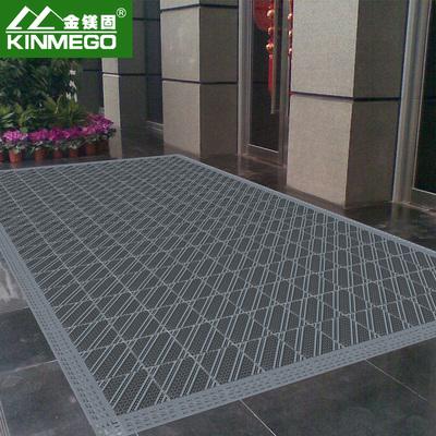 室外三合一地垫三草尖地毯镂空塑料二合一防滑台阶除尘地垫脚垫子