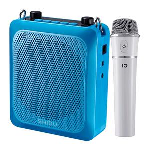 十度S516教学用无线原声扩音器小蜜蜂教师老师上课宝30瓦大功率扩音机话筒耳麦便携式喇叭迷你广场舞音箱音响