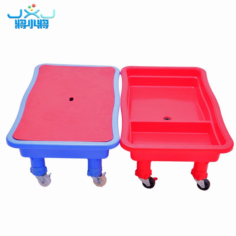 幼儿园玩沙工具儿童沙水桌沙滩桌可家用游戏沙水盘太空沙水桌
