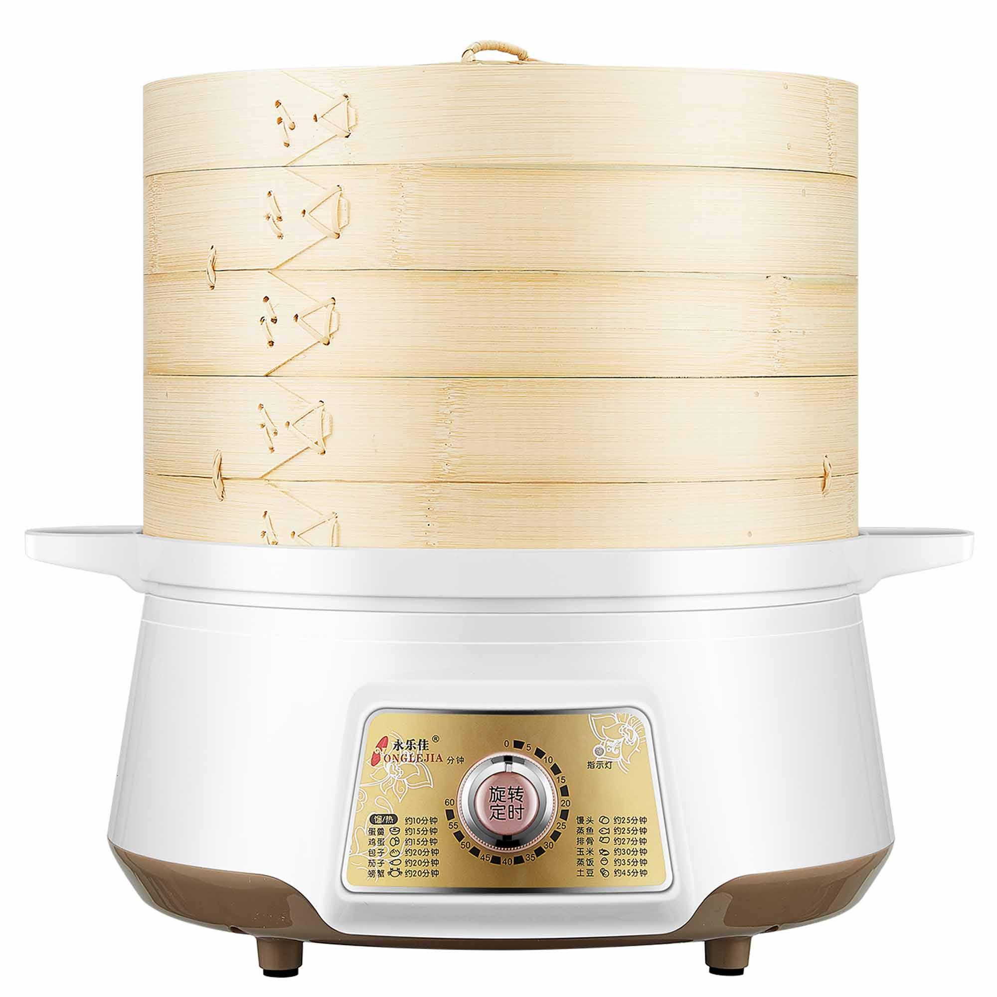 電竹蒸籠蒸鍋