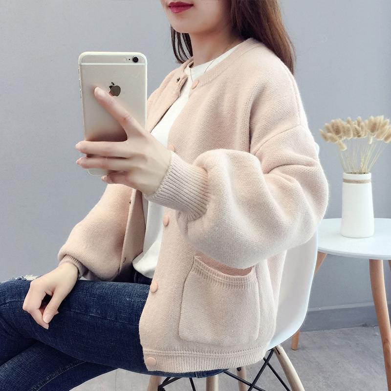 女款韩版开衫